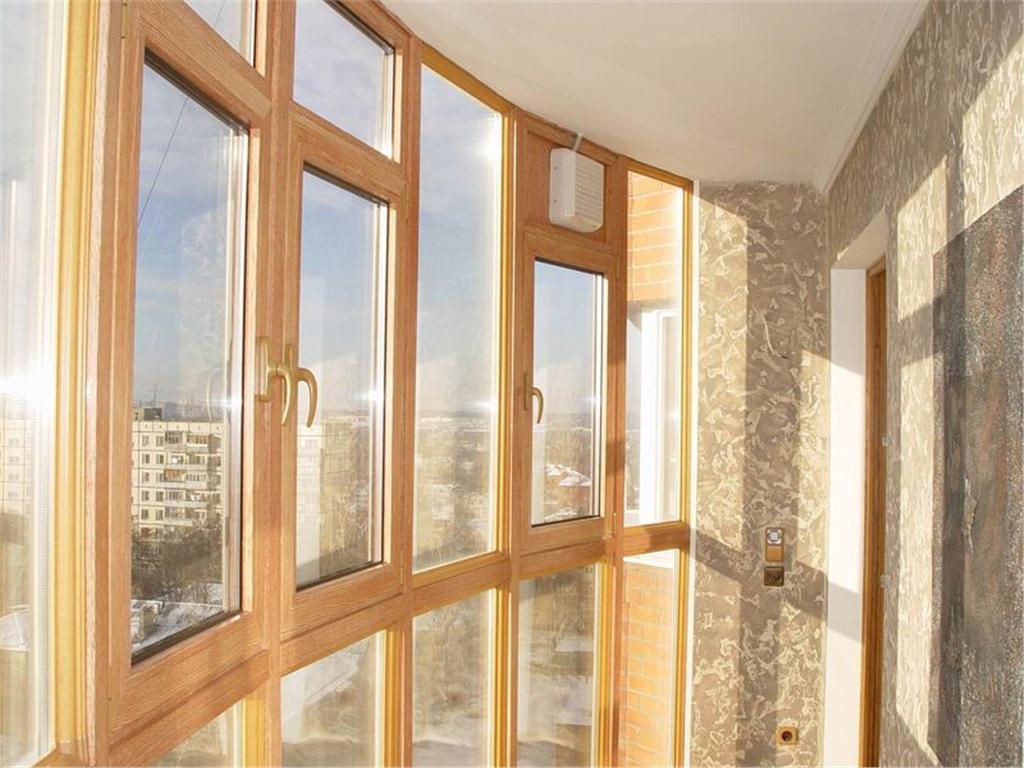 Остекление балкона серии копэ по привлекательным ценам. каче.
